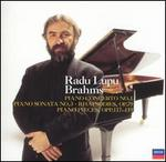 Brahms: Piano Concerto No. 1; Piano Sonata No. 3; Rhapsodies, Op. 79; Piano Pieces, Opp. 117-119