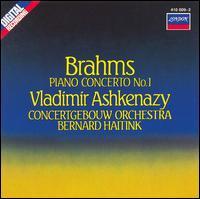 Brahms: Piano Concerto No. 1 - Vladimir Ashkenazy (piano); Royal Concertgebouw Orchestra; Bernard Haitink (conductor)