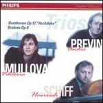 Brahms: Piano Trio, Op. 8; Beethoven: Piano Trio No. 7