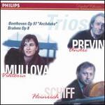Brahms: Piano Trio, Op. 8; Beethoven: Piano Trio No. 7