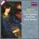 Brahms: Piano Trios Nos. 1 & 2 [Germany]