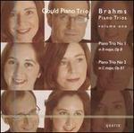 Brahms: Piano Trios, Vol. 1