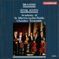Brahms: String Sextets Nos. 1 & 2 - Kenneth Sillito (violin); Malcolm Latchem (violin); Robert Smissen (viola); Roger Smith (cello); Stephen Orton (cello);...