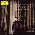 Brahms: Symphonie Nr. 1; Beethoven: Ouvert?re Egmont