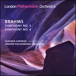 Brahms: Symphonies 3 & 4