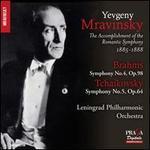 Brahms: Symphony No. 4, Op. 98; Tchaikovsky: Symphony No. 5, Op. 64