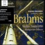 Brahms: Violin Concerto; Hungarian Dances