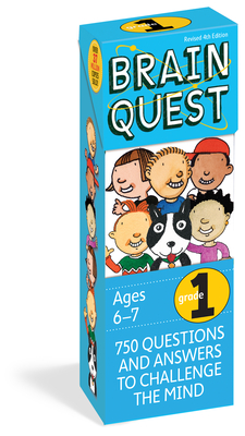 Brain Quest Grade 1, Revised 4th Edition: 750 Questions and Answers to Challenge the Mind - Feder, Chris Welles, and Bishay, Susan