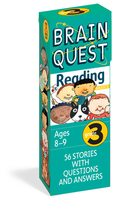 Brain Quest Grade 3 Reading - Muntean, Michael