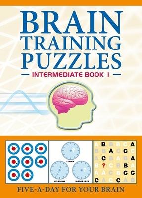 Brain Training Puzzles: Intermediate Book 1 - Carlton Books Ltd (Creator)