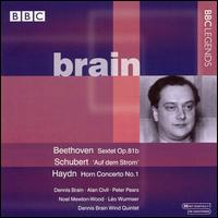 Brain - Alan Civil (horn); Carter String Trio; Dennis Brain (horn); Dennis Brain Wind Ensemble; English String Quartet;...