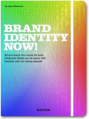 Brand Identity Now! - Wiedemann, Julius (Editor)