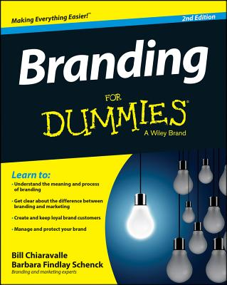 Branding for Dummies - Chiaravalle, Bill