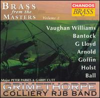 Brass for the Masters, Vol. 2 - Grimethorpe Colliery Band