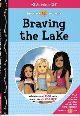 Braving the Lake - Falligant, Erin