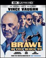 Brawl in Cell Block 99 [4K Ultra HD Blu-ray] - S. Craig Zahler