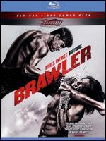 Brawler [2 Discs] [Blu-ray/DVD] - Chris Sivertson