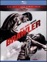 Brawler [2 Discs] [Blu-ray/DVD] - Chris Sivertson