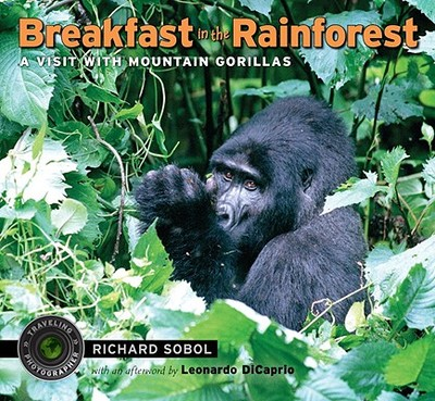 Breakfast in the Rainforest: A Visit with Mountain Gorillas - Sobol, Richard, and DiCaprio, Leonardo (Afterword by)