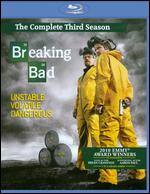 Breaking Bad: The Complete Third Season [3 Discs] [Blu-ray] -