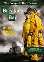Breaking Bad: The Complete Third Season [4 Discs]