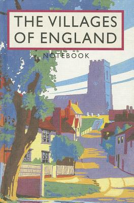 Brian Cook: The Villages of England Notebook - Anova Books (Creator)