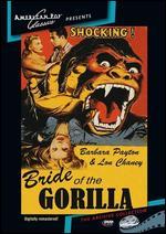 Bride of the Gorilla - Curt Siodmak