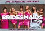 Bridesmaids [Rated/Unrated] [2 Discs] [Includes Digital Copy] [DVD/Blu-ray]