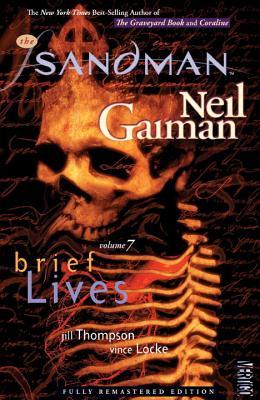 Brief Lives - Gaiman, Neil