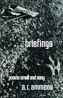 Briefings: Poems Small and Easy - Ammons, A. R.