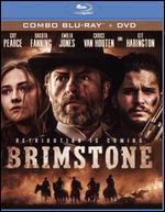 Brimstone [Blu-ray/DVD] [2 Discs]