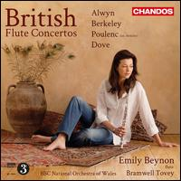 British Flute Concertos - Emily Beynon (flute); BBC National Orchestra of Wales; Bramwell Tovey (conductor)