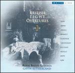 British Light Overtures, Vol. 2 - Royal Ballet Sinfonia; Gavin Sutherland (conductor)