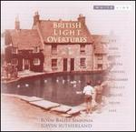 British Light Overtures, Vol. 3 - Royal Ballet Sinfonia; Gavin Sutherland (conductor)