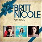 Britt Nicole Gift Pack: Say It/the Lost Get Found/Gold
