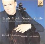 Britten: Cello Symphony; Elgar: Cello Concerto