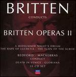 Britten Conducts Britten: Operas 2
