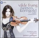 Britten, Korngold: Violin Concertos