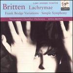 Britten: Lachrymae