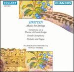 Britten: Music for Strings