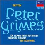 Britten: Peter Grimes - Anne Pashley (vocals); Elizabeth Bainbridge (vocals); Forbes Robinson (vocals); Heather Harper (vocals); John Dobson (vocals); John Lanigan (vocals); Jon Vickers (vocals); Jonathan Summers (vocals); Patricia Payne (vocals); Richard van Allan (vocals)