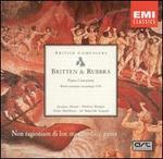 Britten, Rubbra: Piano Concertos