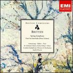 Britten: Spring Symphony; Four Sea Interludes