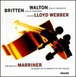 Britten: Symphony For Cello/Walton: Concerto For Cello