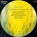 Britten: The Folksong Arrangements
