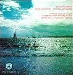 Britten: Violin Concerto; Four Sea Interludes