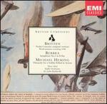 Britten: Violin Concerto (original version); Rubbra: Symphony No. 5; Michael Mehing: Threnody for a Soldier Killed in