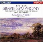 Britten: Works for String Orchestra
