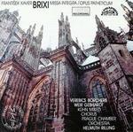 Brixi: Missa Integra/Opus Patheticum