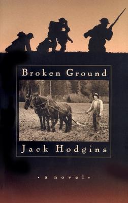 Broken Ground - Hodgins, Jack